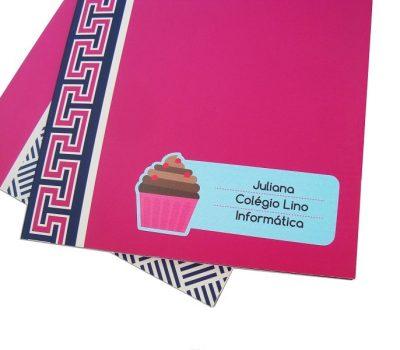 caderno cup