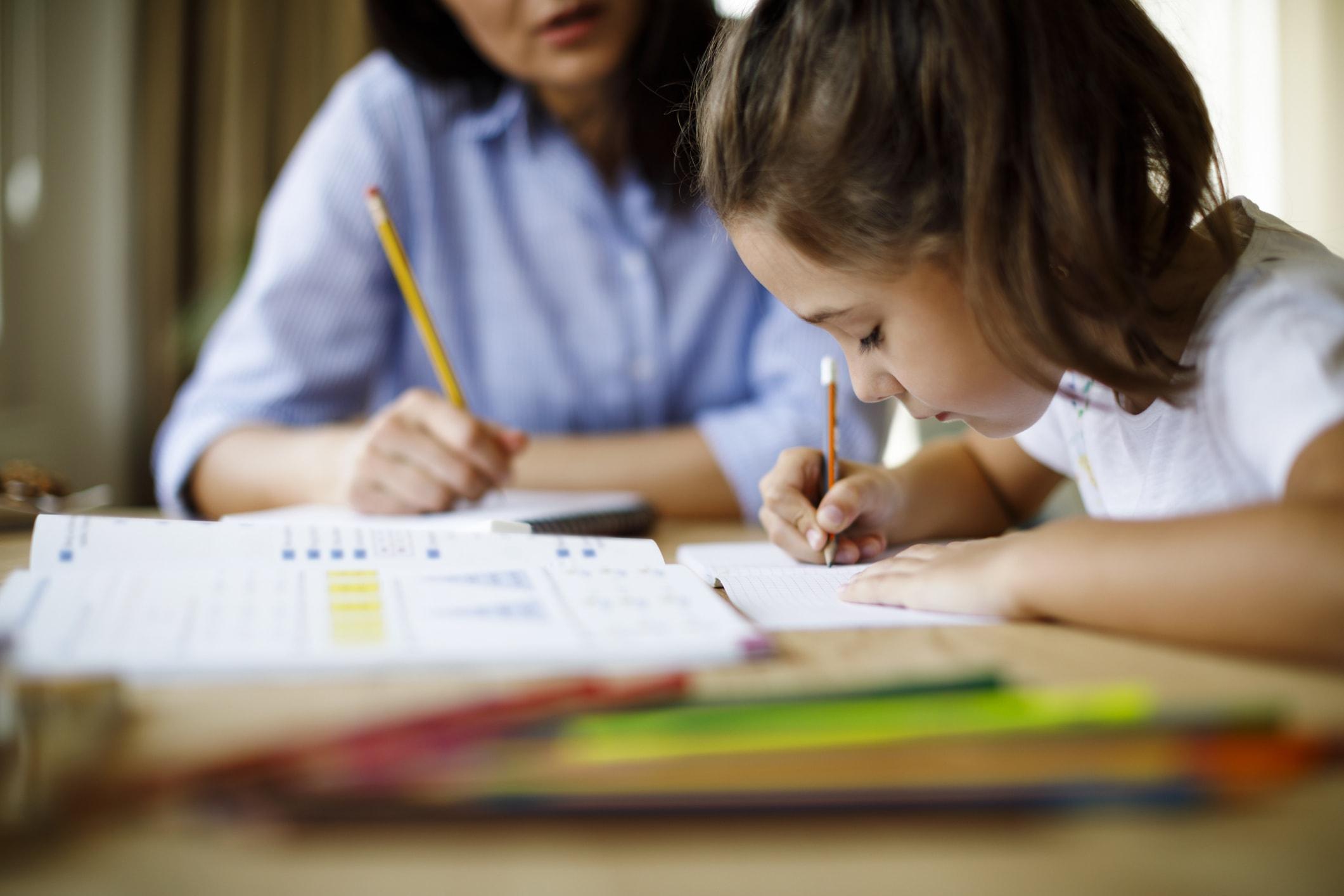 ansiedade infantil na escola