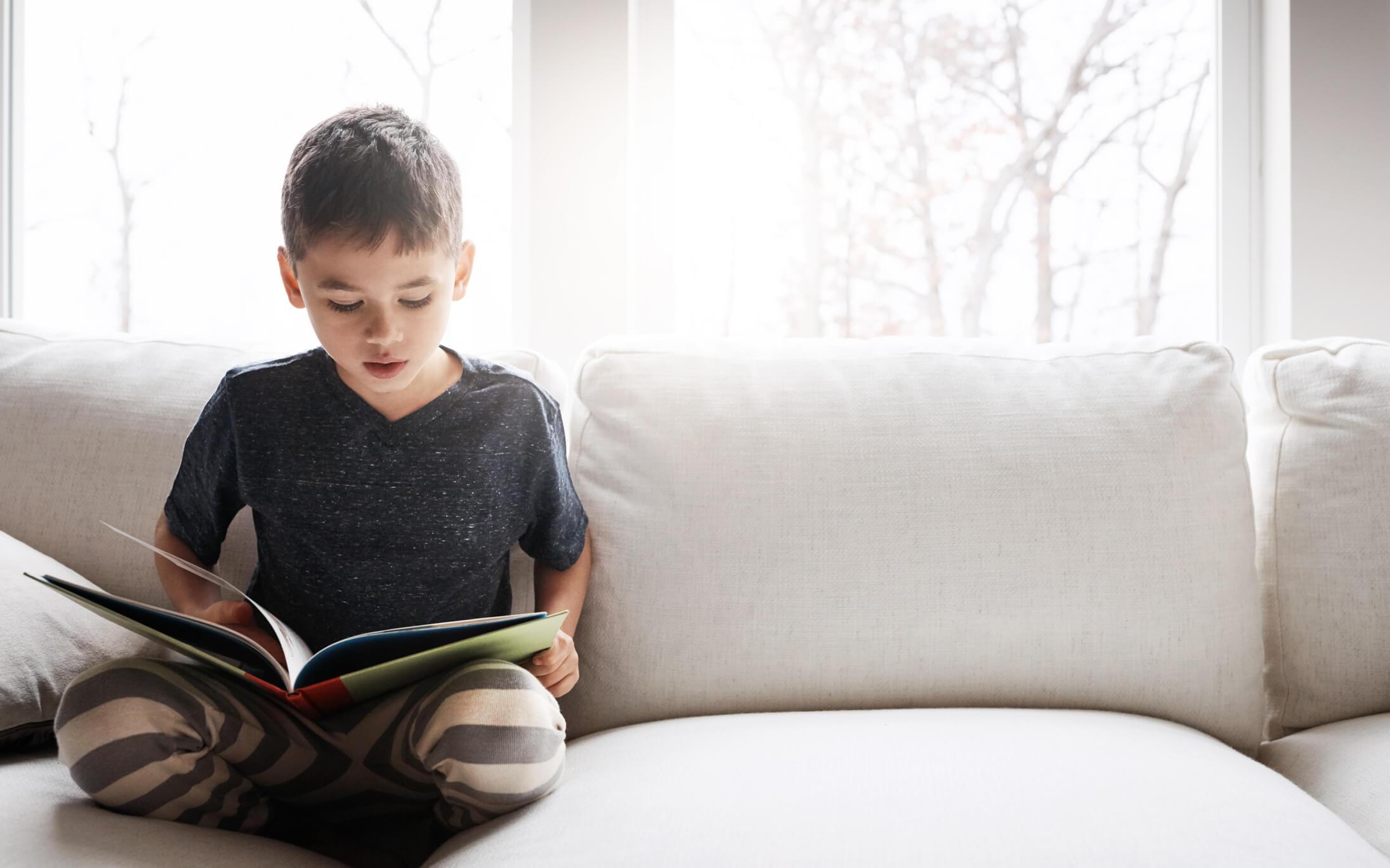 dificuldade de leitura